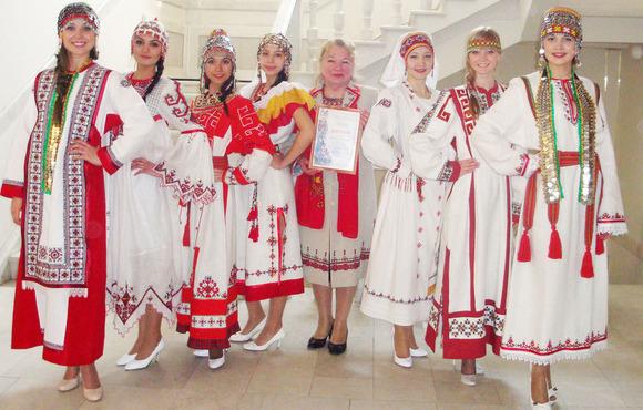 К.В. Иванова Чувашским